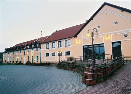 hotel Pension u Svateho Jana