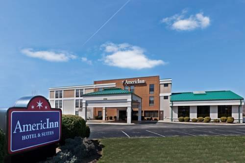hotel AmericInn Hotel & Suites Indianapolis NE
