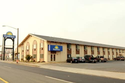 hotel Days Inn - Yakima