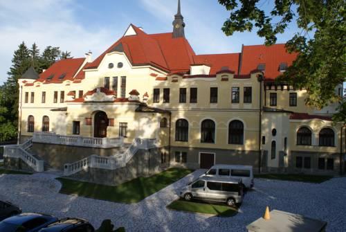 hotel Rubezahl-Marienbad Luxury Historical Castle Hotel