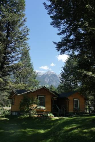 hotel Fairmont Mountain Bungalows