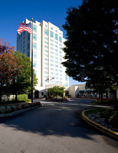 hotel Philadelphia Marriott West