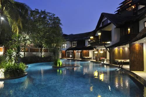 hotel Villa Samadhi Kuala Lumpur - By Samadhi