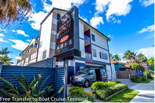hotel Airport Ascot Motel