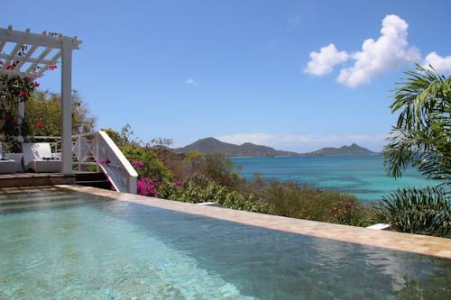 hotel La Pagerie in Carriacou