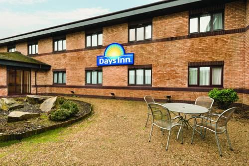 hotel Days Inn Hotel Abington - Glasgow