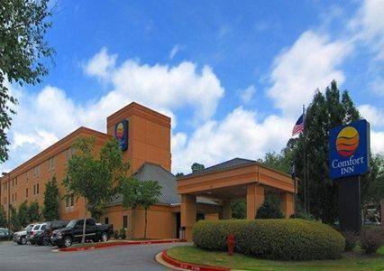 hotel Comfort Inn Clemson - University Area