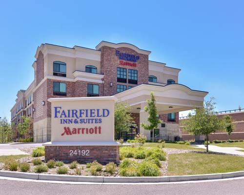 hotel Fairfield Inn & Suites by Marriott Denver Aurora/Parker