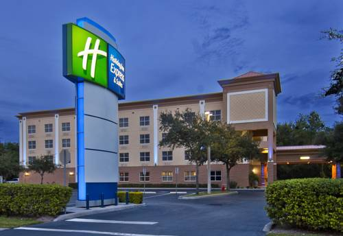 hotel Holiday Inn Express Hotel & Suites Plant City