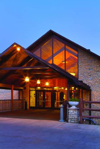 hotel Burr Oak Lodge and Conference Center