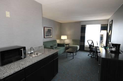 hotel Holiday Inn Express Janesville-I-90 & US Highway 14