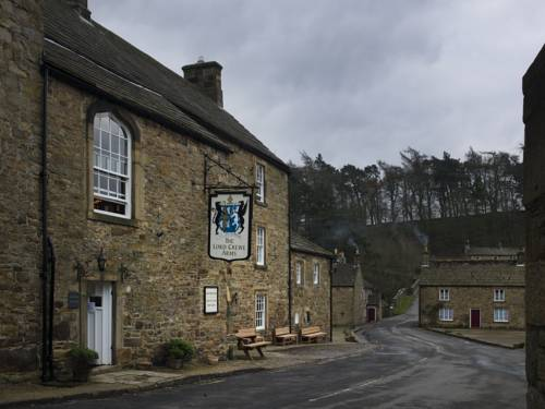 hotel Lord Crewe Arms Blanchland