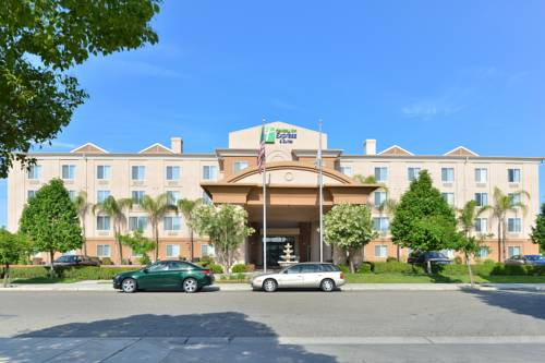 hotel Holiday Inn Express Fresno River Park Highway 41