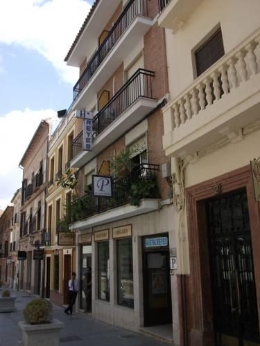 hotel Hostal Reyes