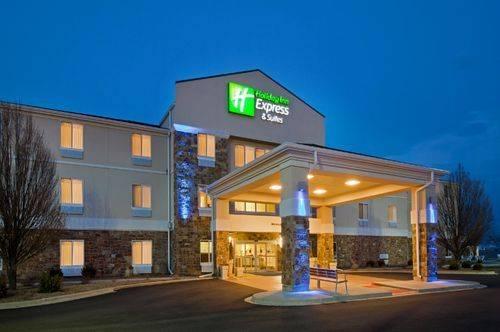 hotel Holiday Inn Express Pekin - Peoria Area