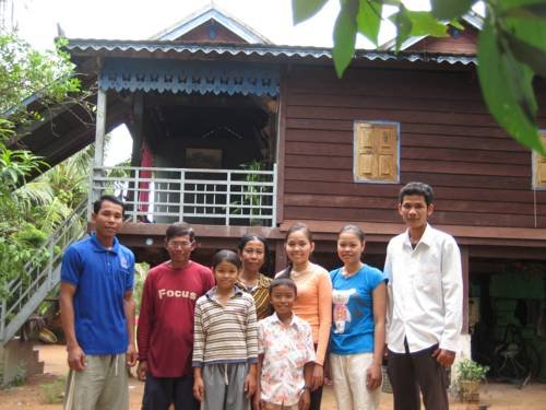 hotel Siem Reap Home Stay