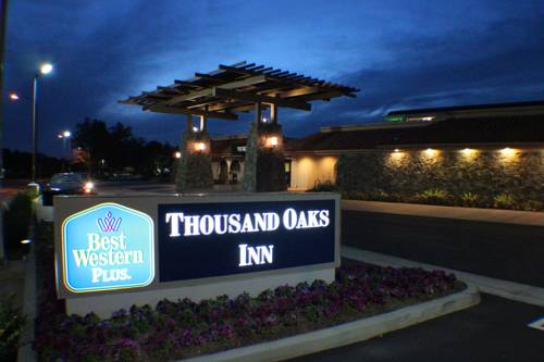 hotel Best Western Plus Thousand Oaks Inn