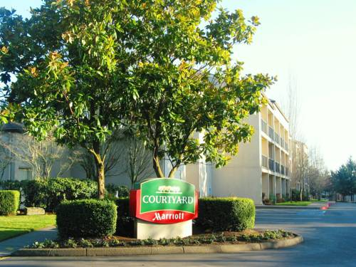 hotel Courtyard by Marriott Portland Hillsboro