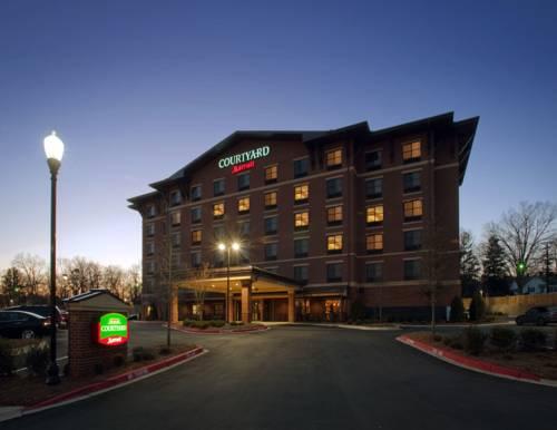 hotel Courtyard Clemson