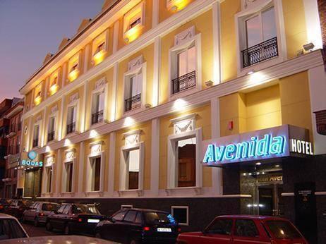 hotel Hotel Avenida Leganés