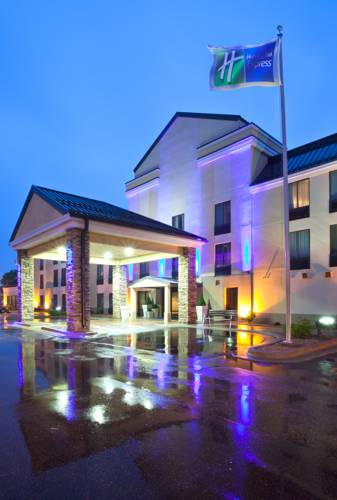 hotel Holiday Inn Express Hotel & Suites Cedar Rapids I-380 at 33rd Avenue