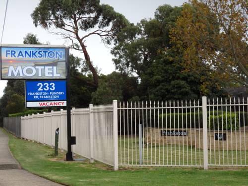 hotel Frankston Motel
