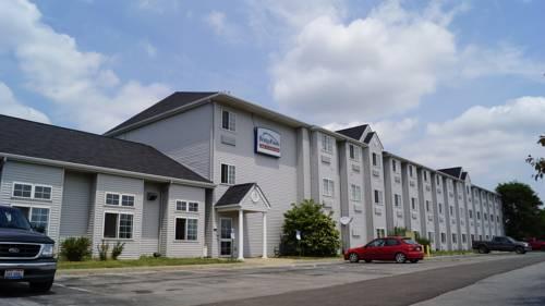 hotel Bridgepointe Inn & Suites Toledo-Perrysburg-Rossford-Oregon-Maumee