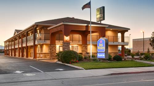 hotel Best Western Willows Inn