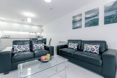 hotel Roomspace Serviced Apartments - Queensway