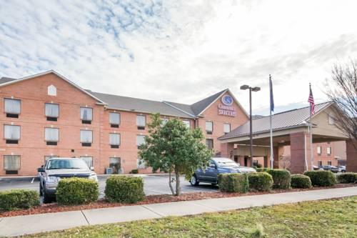 hotel Comfort Suites Airport Louisville