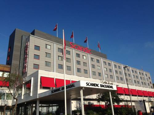 hotel Scandic Backadal