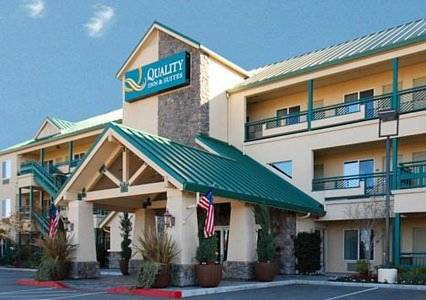 hotel Quality Inn & Suites Livermore