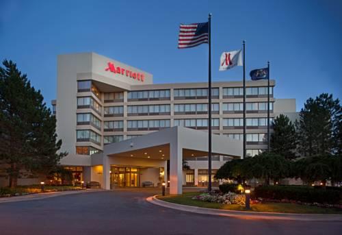 hotel Detroit Marriott Southfield
