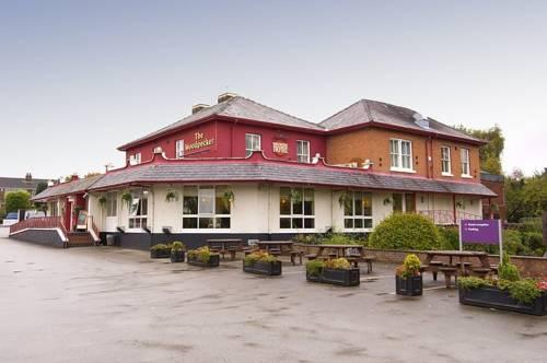 hotel Premier Inn Northwich South