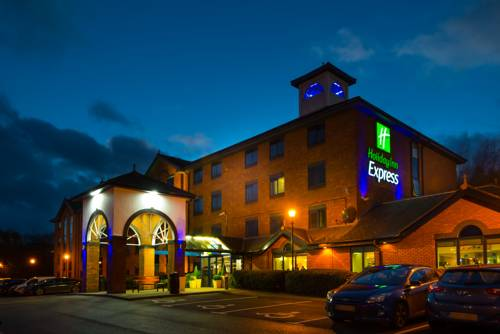 hotel Holiday Inn Express Stafford M6 Junction 13