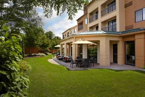 hotel Courtyard Newark Granville