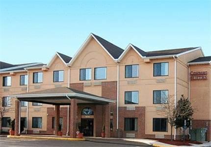 hotel Comfort Suites Dover