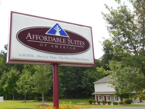 hotel Affordable Suites Gastonia
