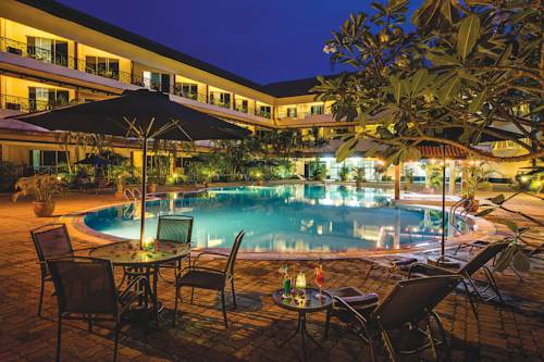 hotel The Qamar Paka, Terengganu