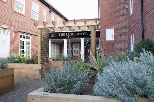hotel Best Western Lion Hotel