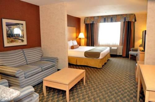 hotel Best Western Plus North Las Vegas Inn & Suites