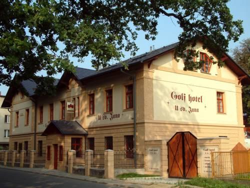 hotel Golf hotel U sv. Jana