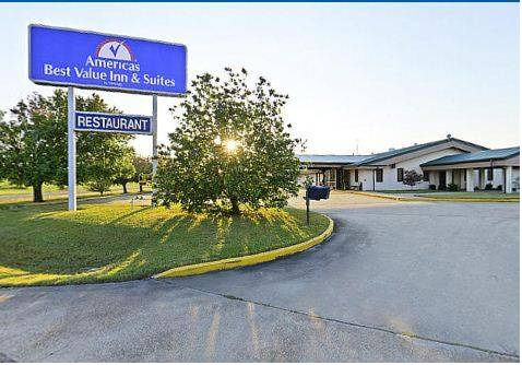 hotel America's Best Value Inn and Suites