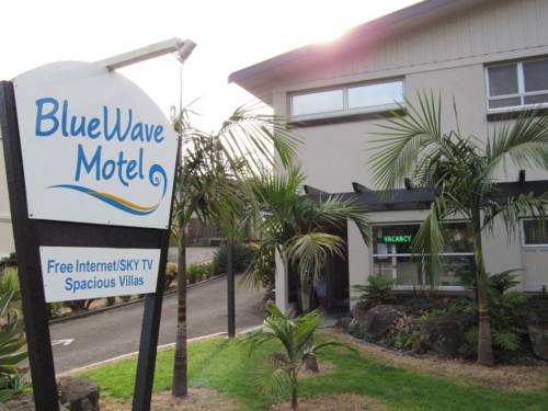 hotel Blue Wave Motel Mt Maunganui