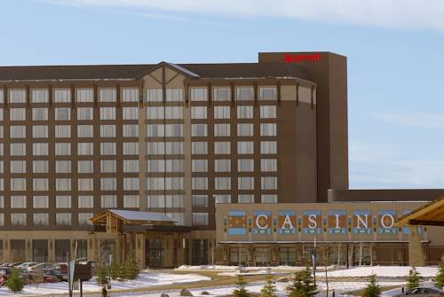 hotel Edmonton Marriott at River Cree Resort