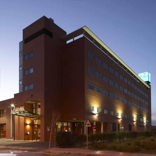 hotel AC Hotel Alcala de Henares, a Marriott Lifestyle Hotel