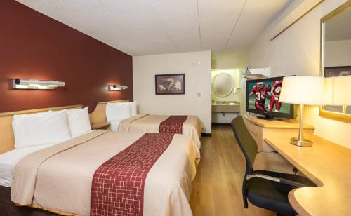 hotel Red Roof Inn Tinton Falls-Jersey Shore