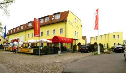 hotel Hotel 4 Hufen