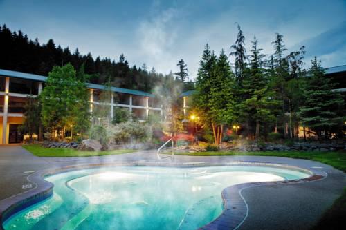 hotel Bonneville Hot Springs Resort & Spa