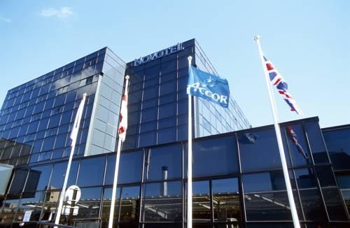 hotel Novotel Birmingham Airport